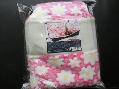 グーグー・ベッド花柄 ペキファーム 徳島 ペットショップ